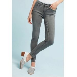 Pilcro and the Letterpress Midrise Skinny Jeans